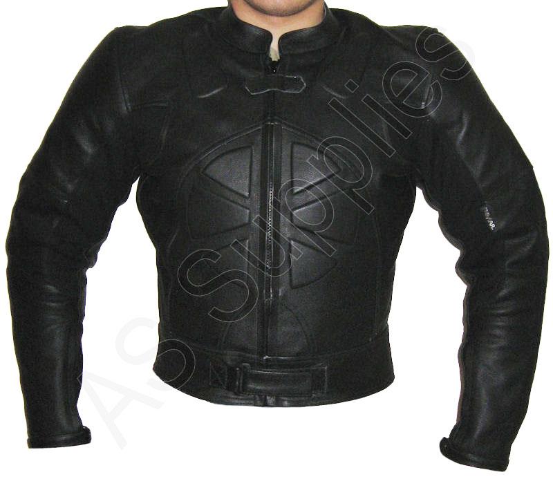 chaotic veste de moto en cuir blouson motard toutes tailles ebay. Black Bedroom Furniture Sets. Home Design Ideas